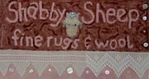 Shabby Sheep Wool logo